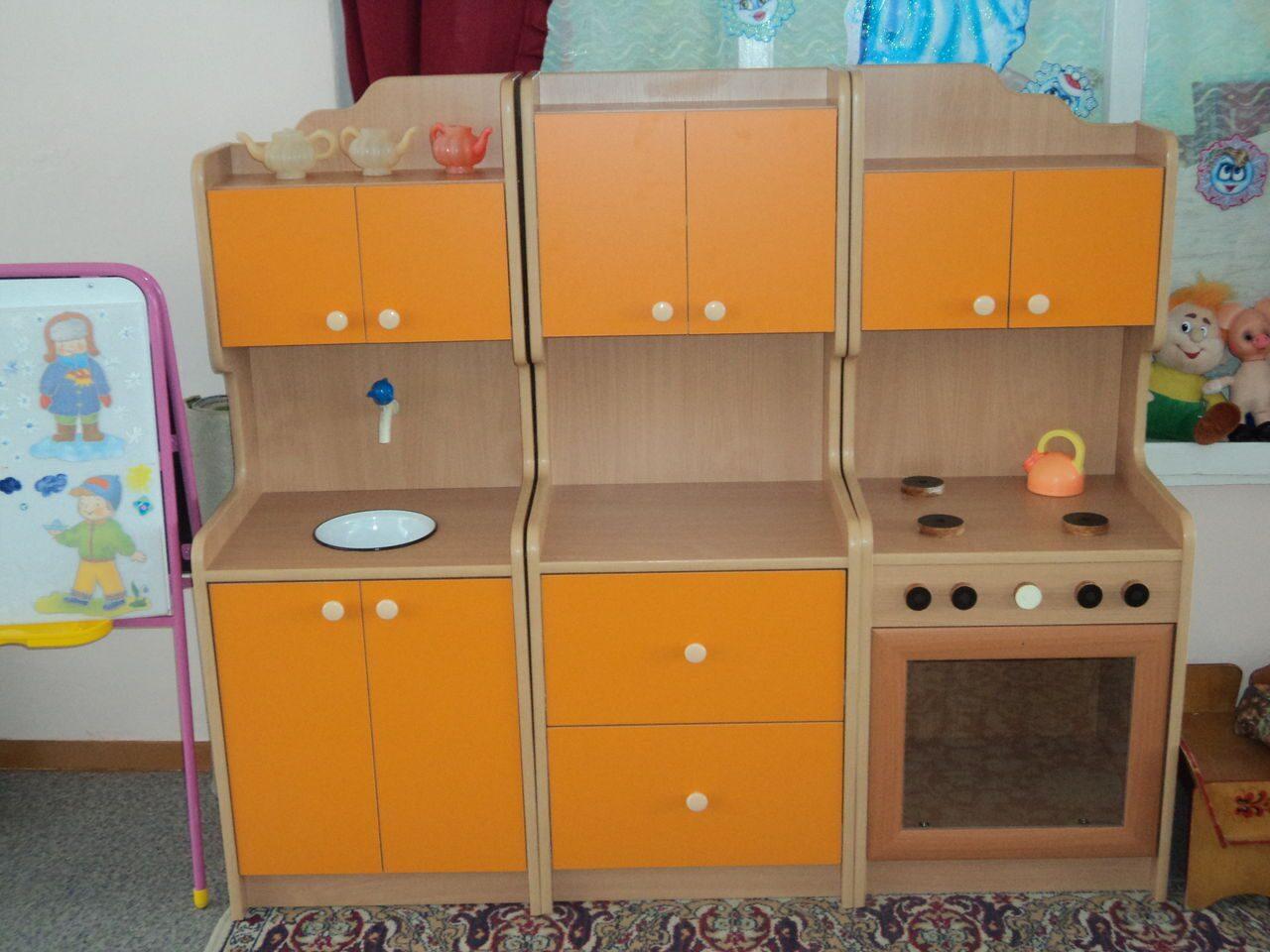 Мебель для детского сада - недорого.